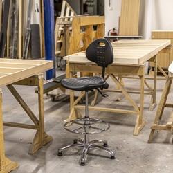 RM Office R-line  Werkstoel - Techniker