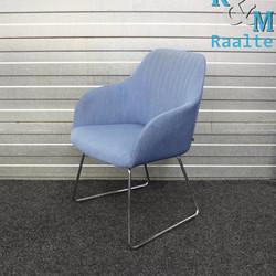 Arco Ease Design Vergaderstoel - Blauw
