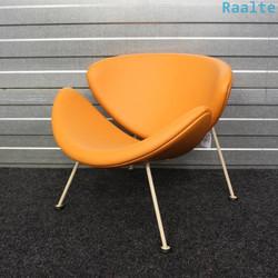 Artifort Orange Slice Design Fauteuils - Oranje