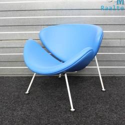 Artifort Orange Slice Design Fauteuils - Blauw
