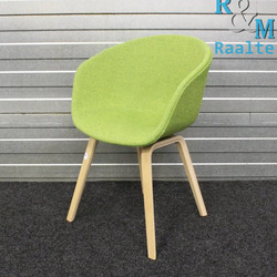 Hay About a Chair AAC23 Design stoel - Groen