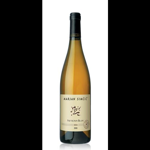 Marjan Simčič Sauvignon Blanc Selekcija Cru 2017