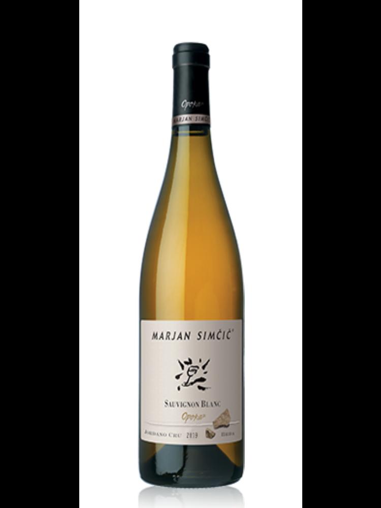 Marjan Simčič Sauvignon Blanc Opoka Cru 2015