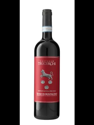 Castello Tricerchi Rosso di Montalcino DOC 2018