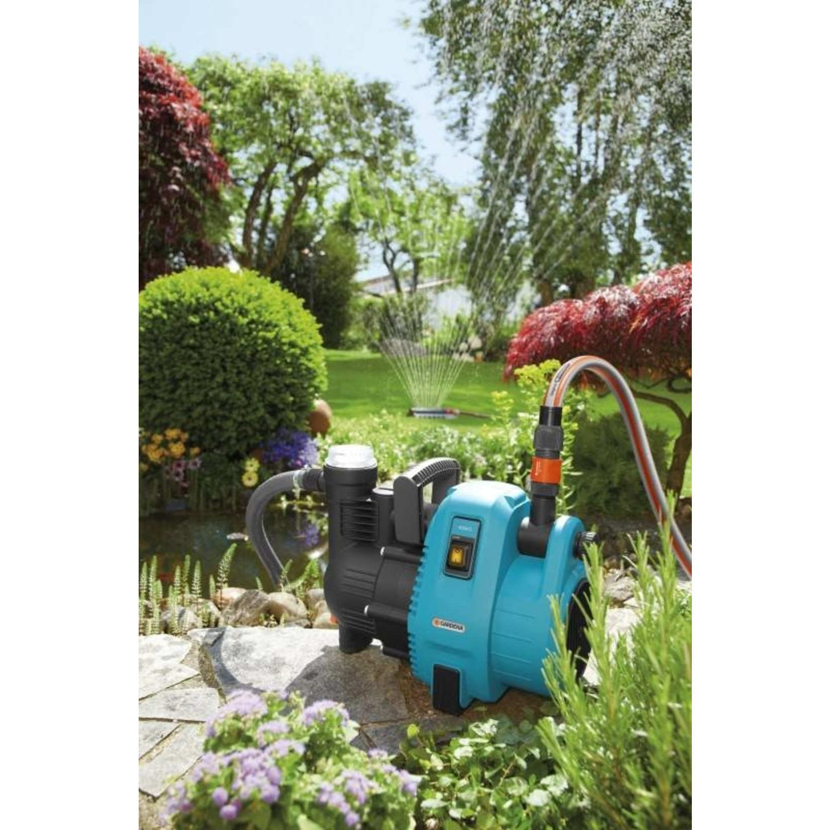 Gardena Gardena Comfort besproeiingspomp 4000/5