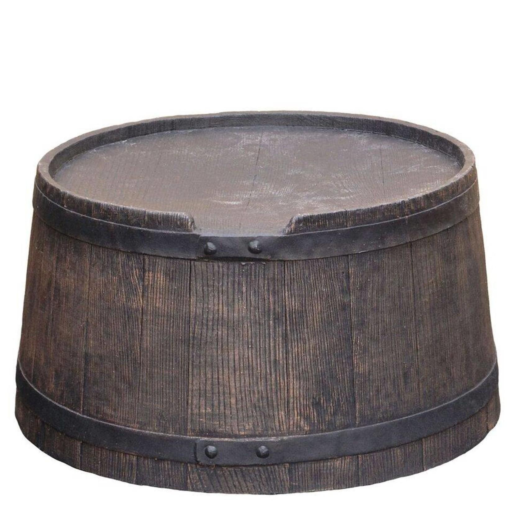 Roto regentonvoet 120 ltr bruin