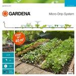 Gardena Gardena Micro Drip startset Bloembed