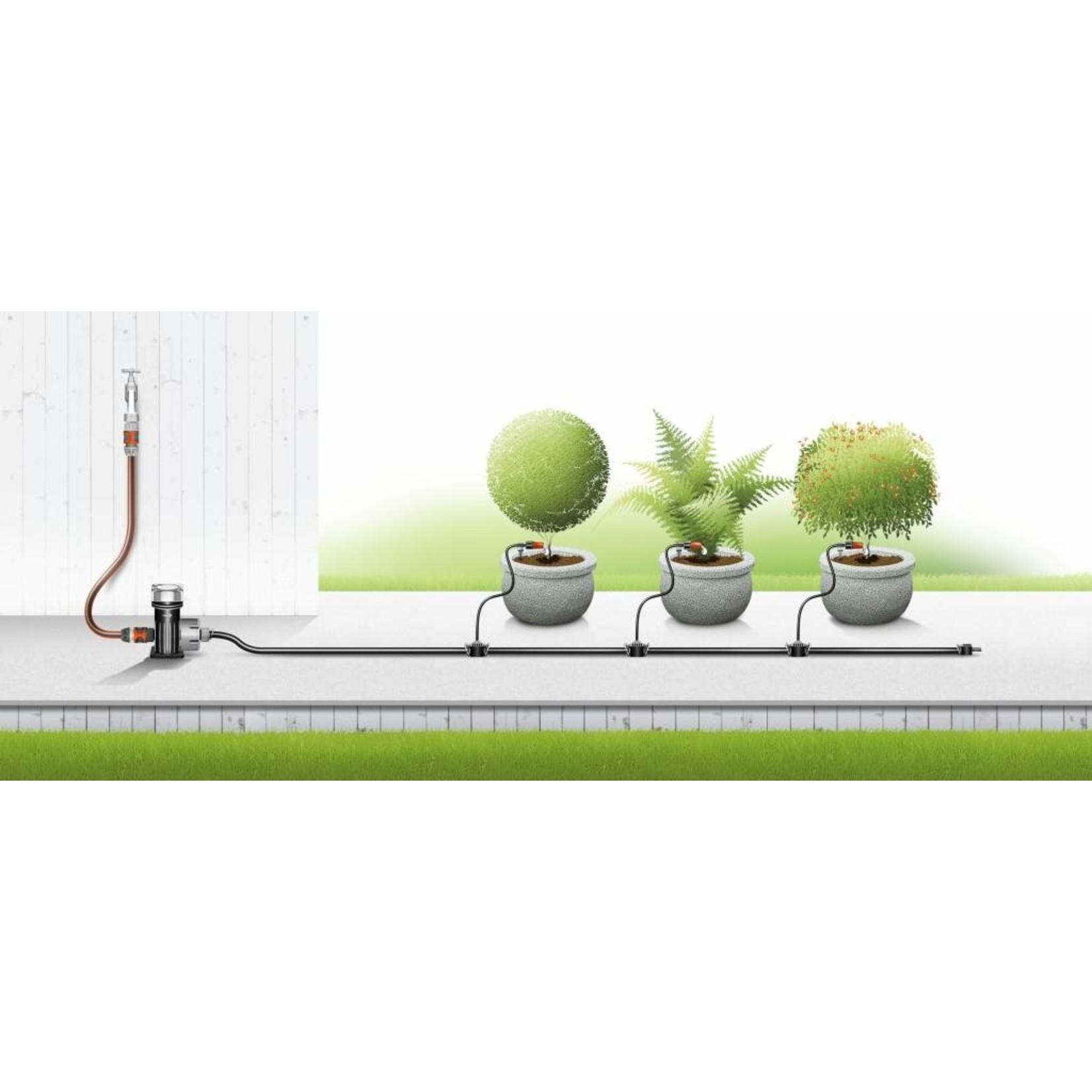 Gardena Gardena Micro Drip Startset voor Bloembakken