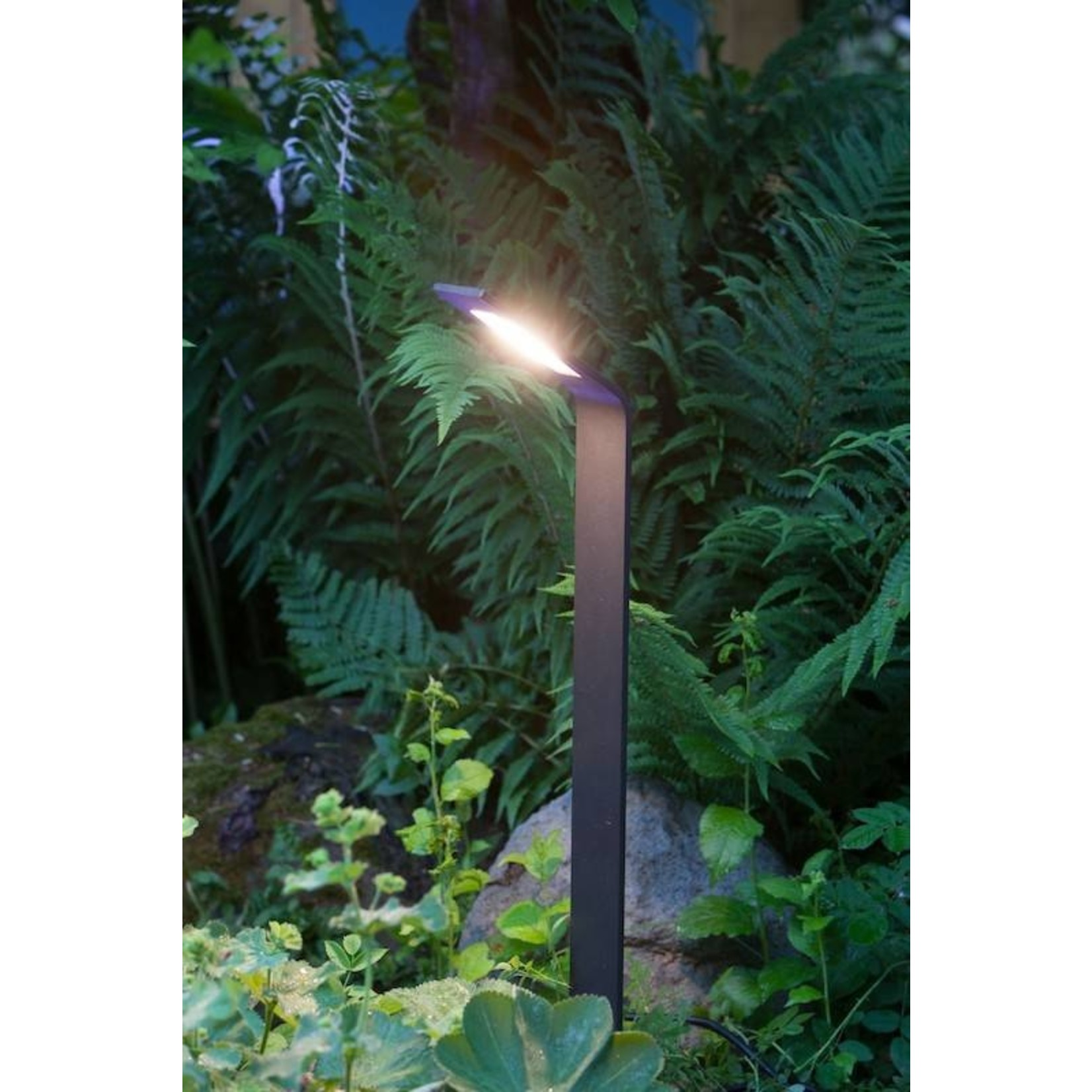 Smart Light tuinlamp 4W warm wit metaal