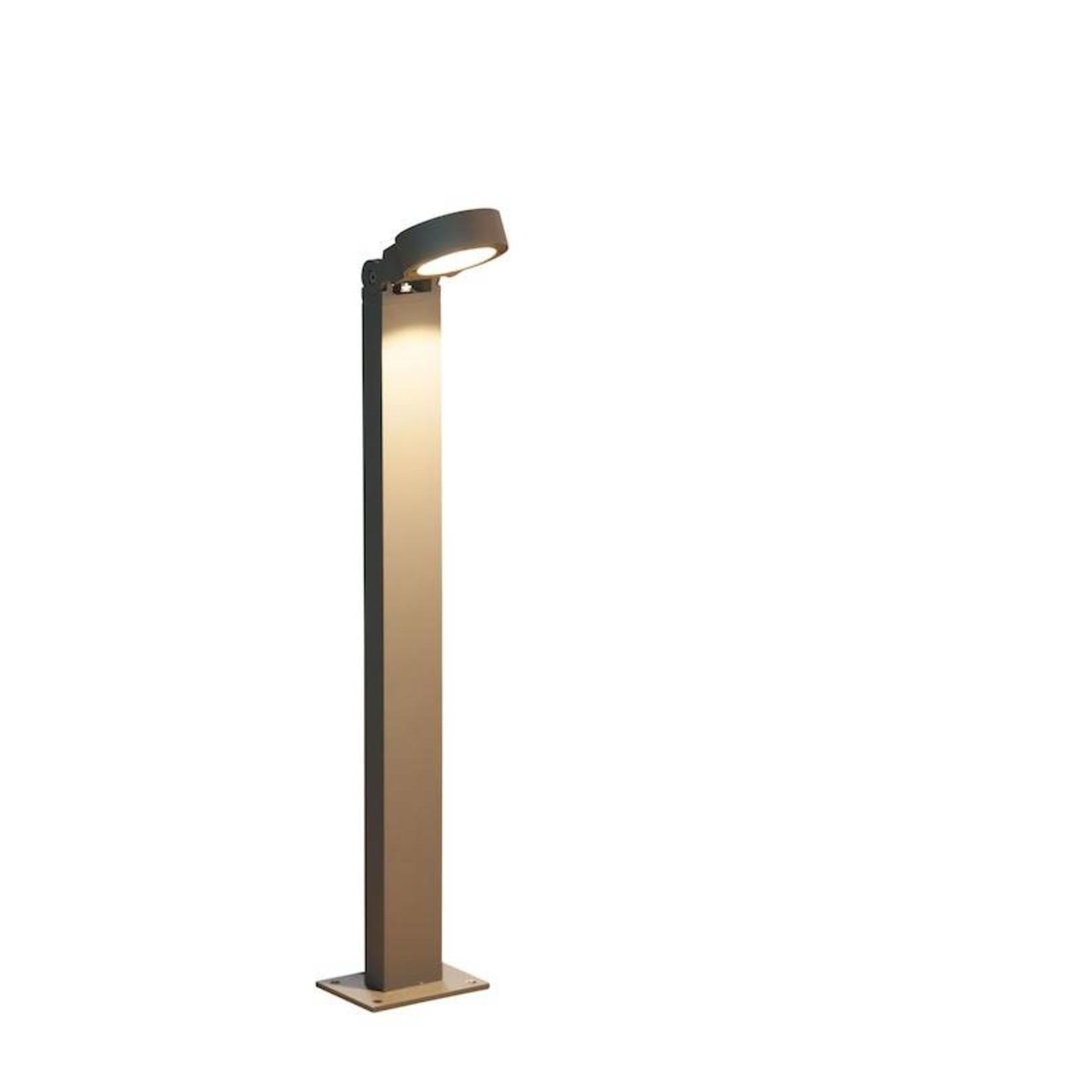 Smart Light tuinlamp 5W warm wit metaal