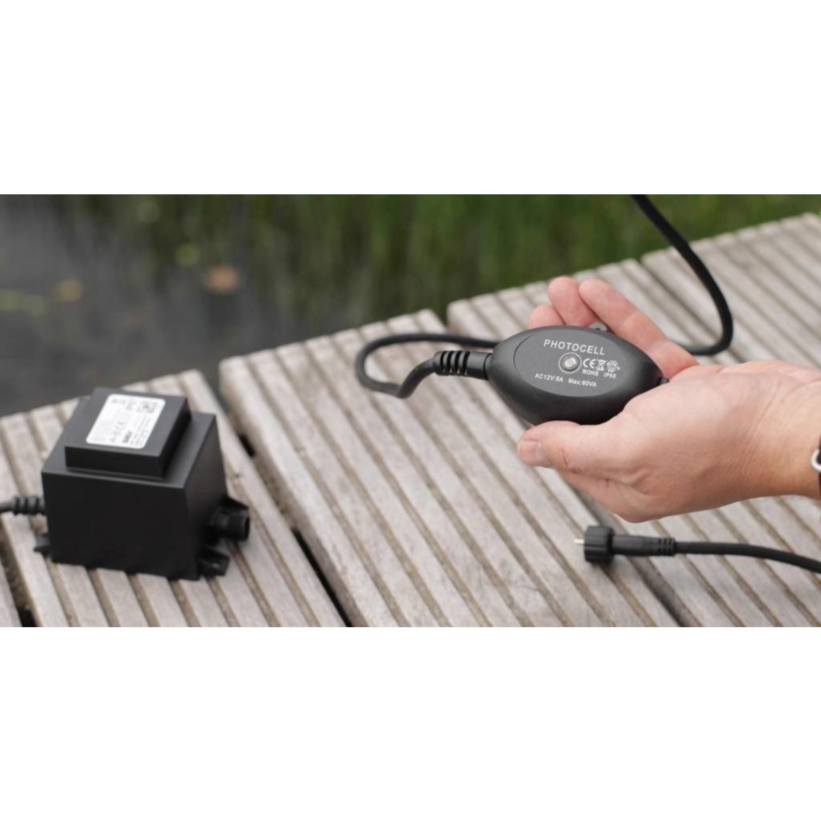 Smart Light sensor zonsopgang/ondergang 2 pin