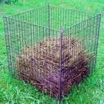 Meuwissen Agro Compostkorf geplastificeerd