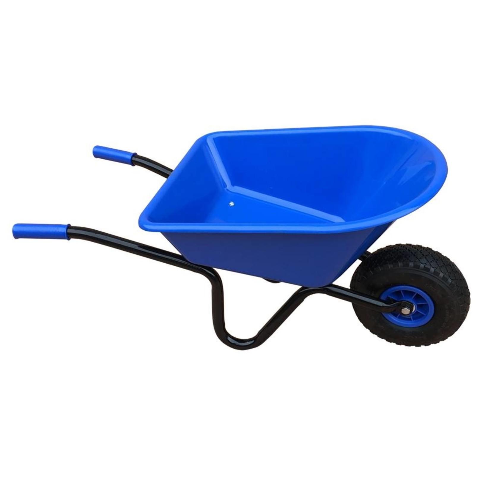 Meuwissen Agro Kinderkruiwagen blauw