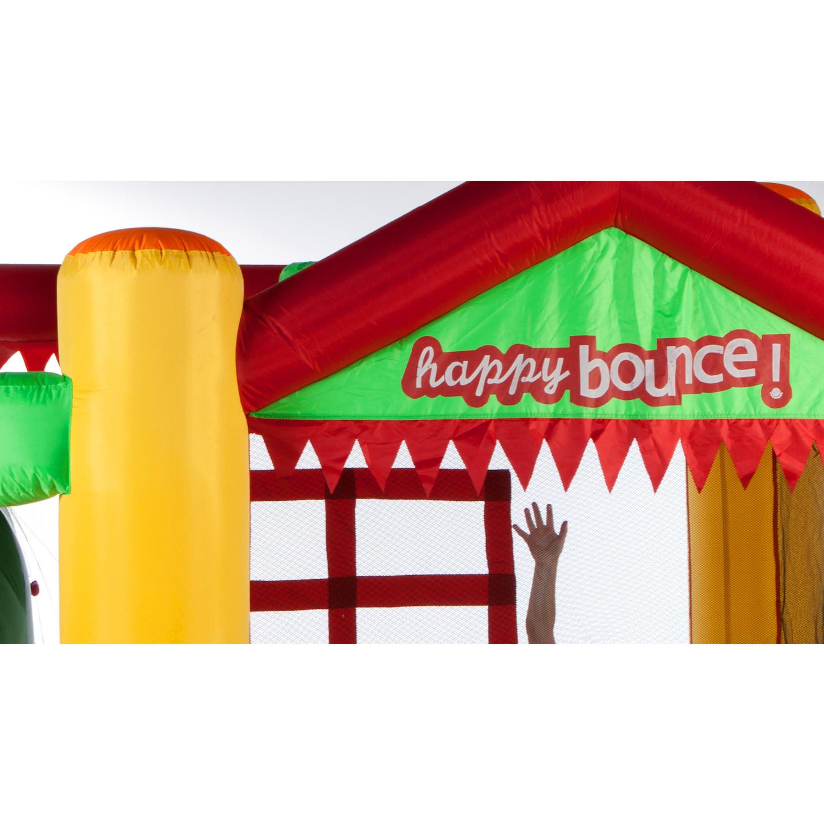Avyna Fun Palace Big 9-1: luchtkasteel waar ieder kind van droomt