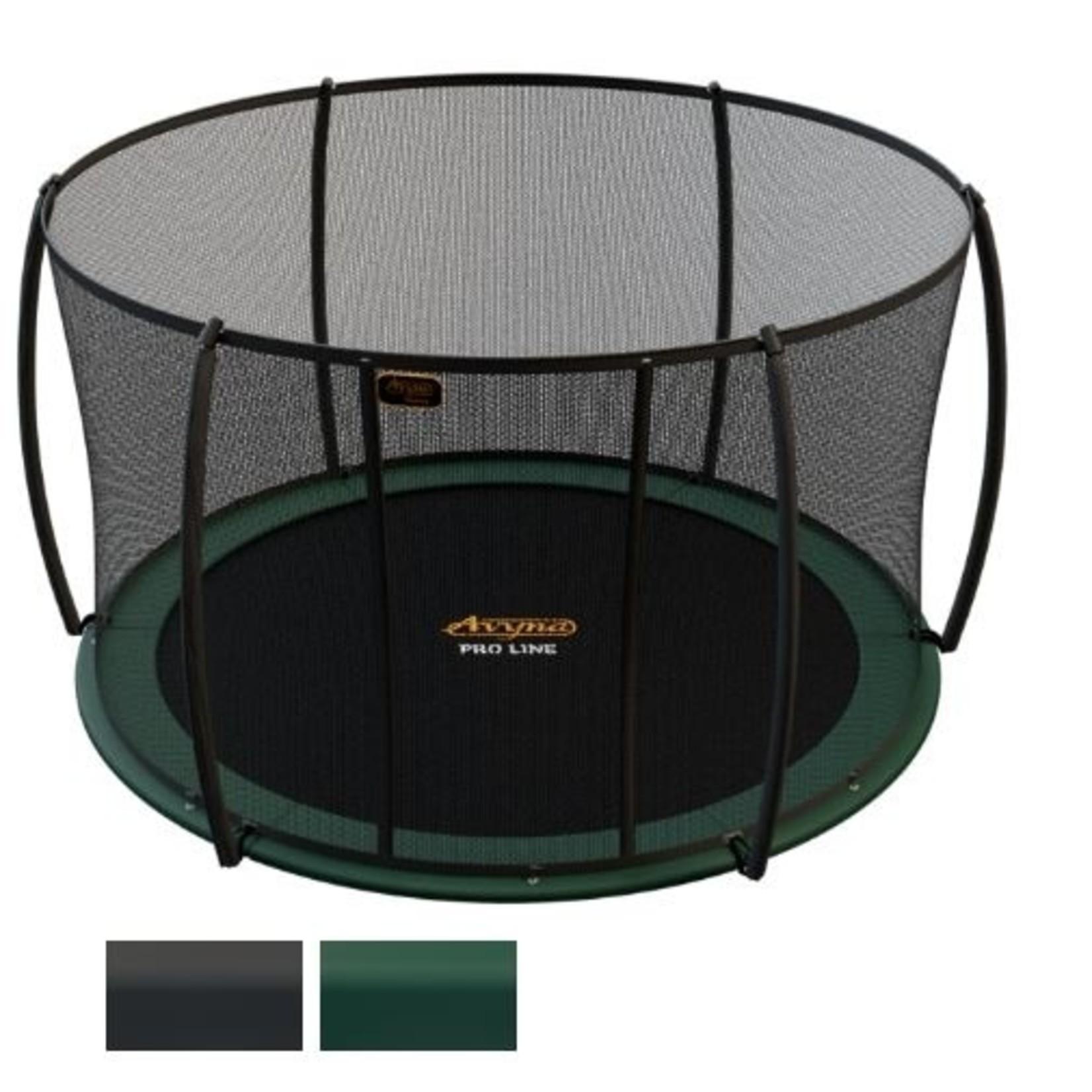 Ronde trampoline | Avyna Pro-Line FlatLevel Ø 245 cm
