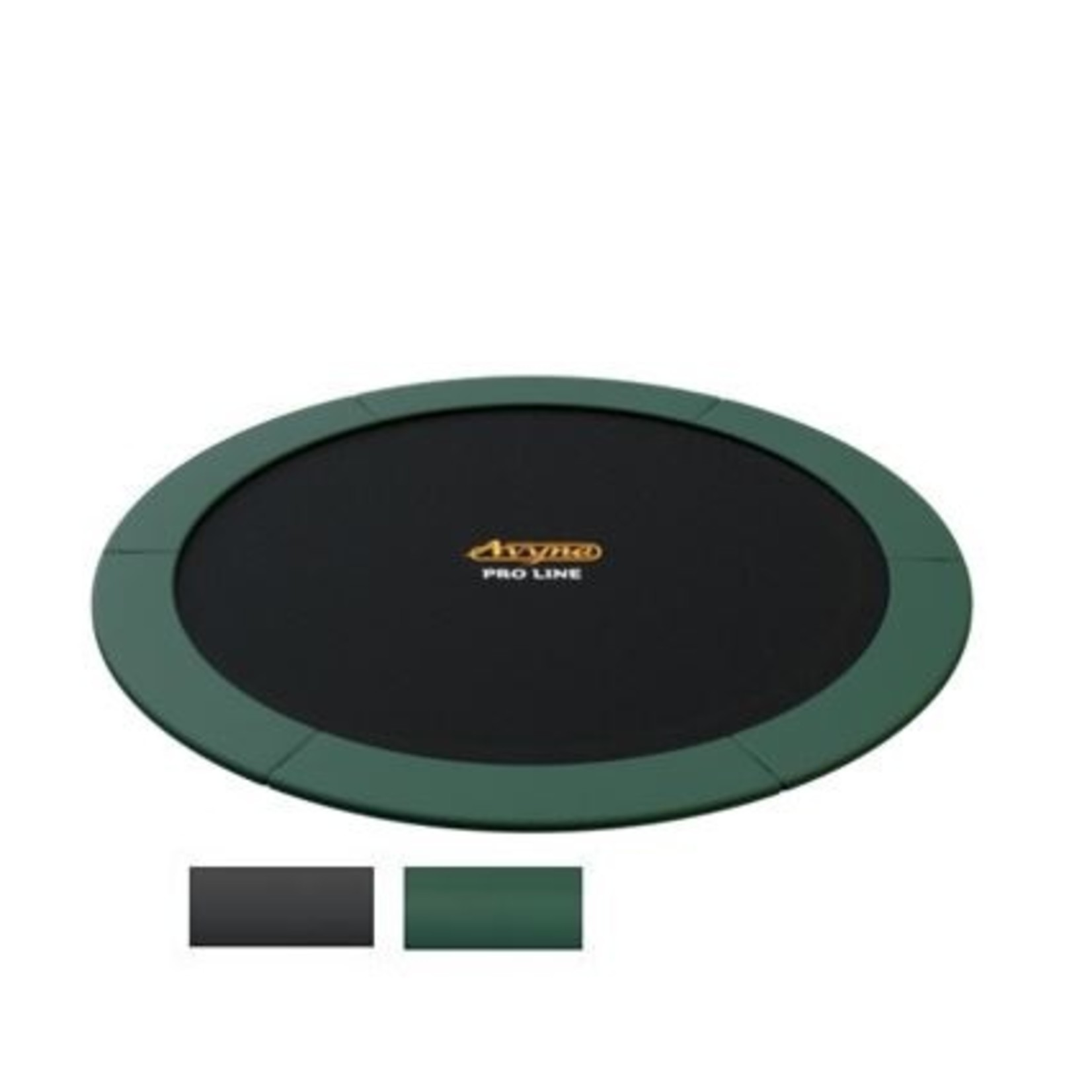 Ronde trampoline | Avyna Pro-Line FlatLevel Ø 305 cm