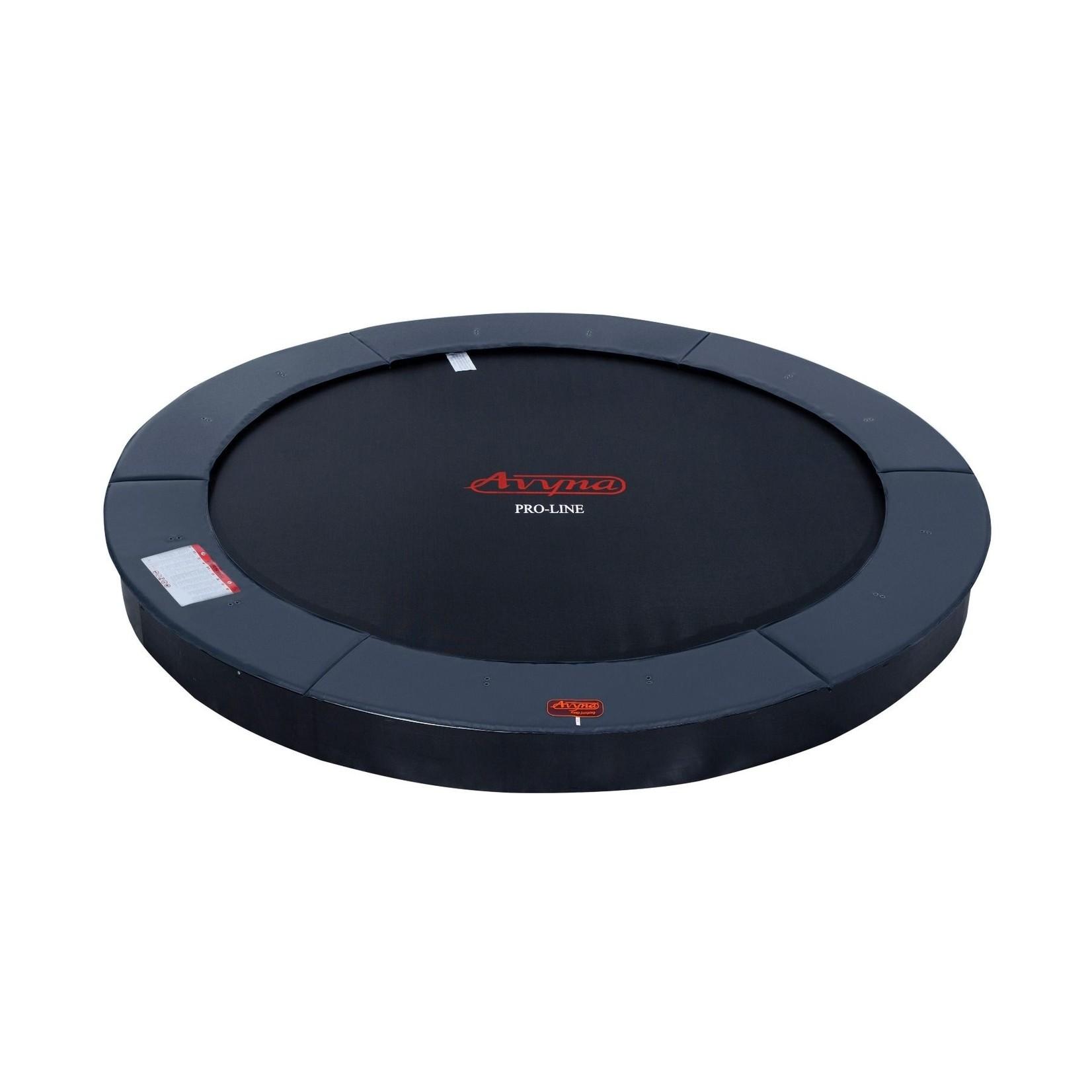 Ronde trampoline | Avyna Pro-Line FlatLevel Ø 365 cm