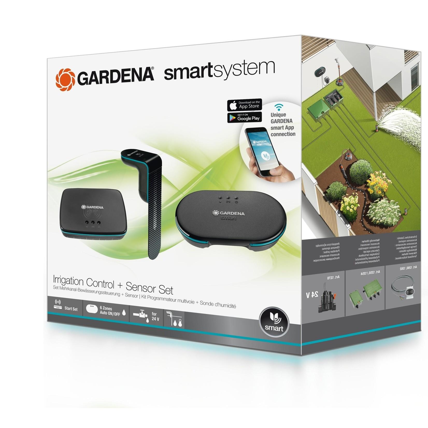 Gardena Gardena Smart Irrigation Control Sensor Set