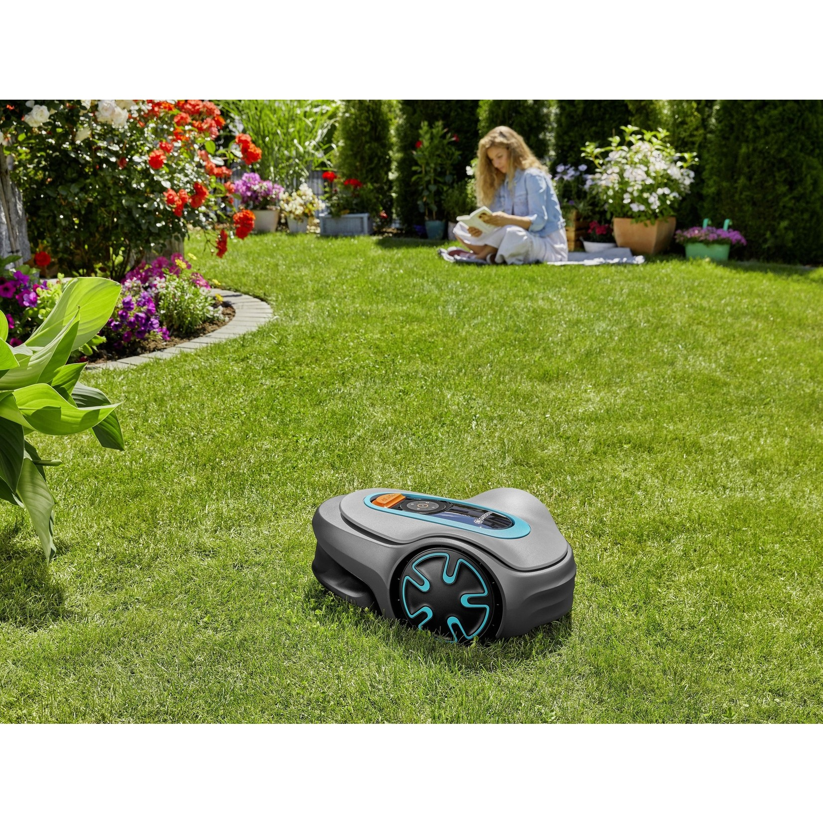 Gardena Gardena Sileno Minimo 500 Robotmaaier
