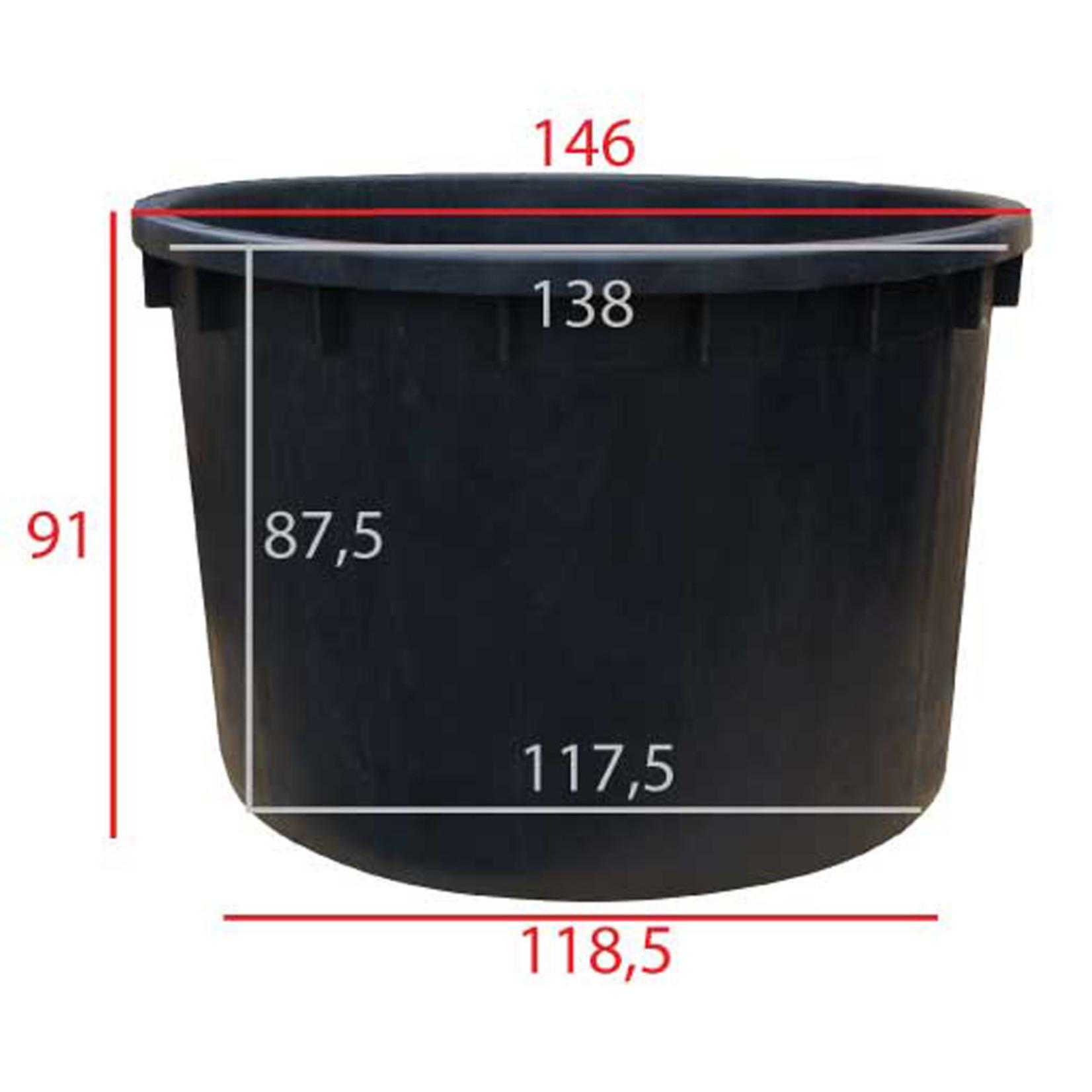 Meuwissen Agro Boomkuip 1000 liter ø 140 x h.90 cm