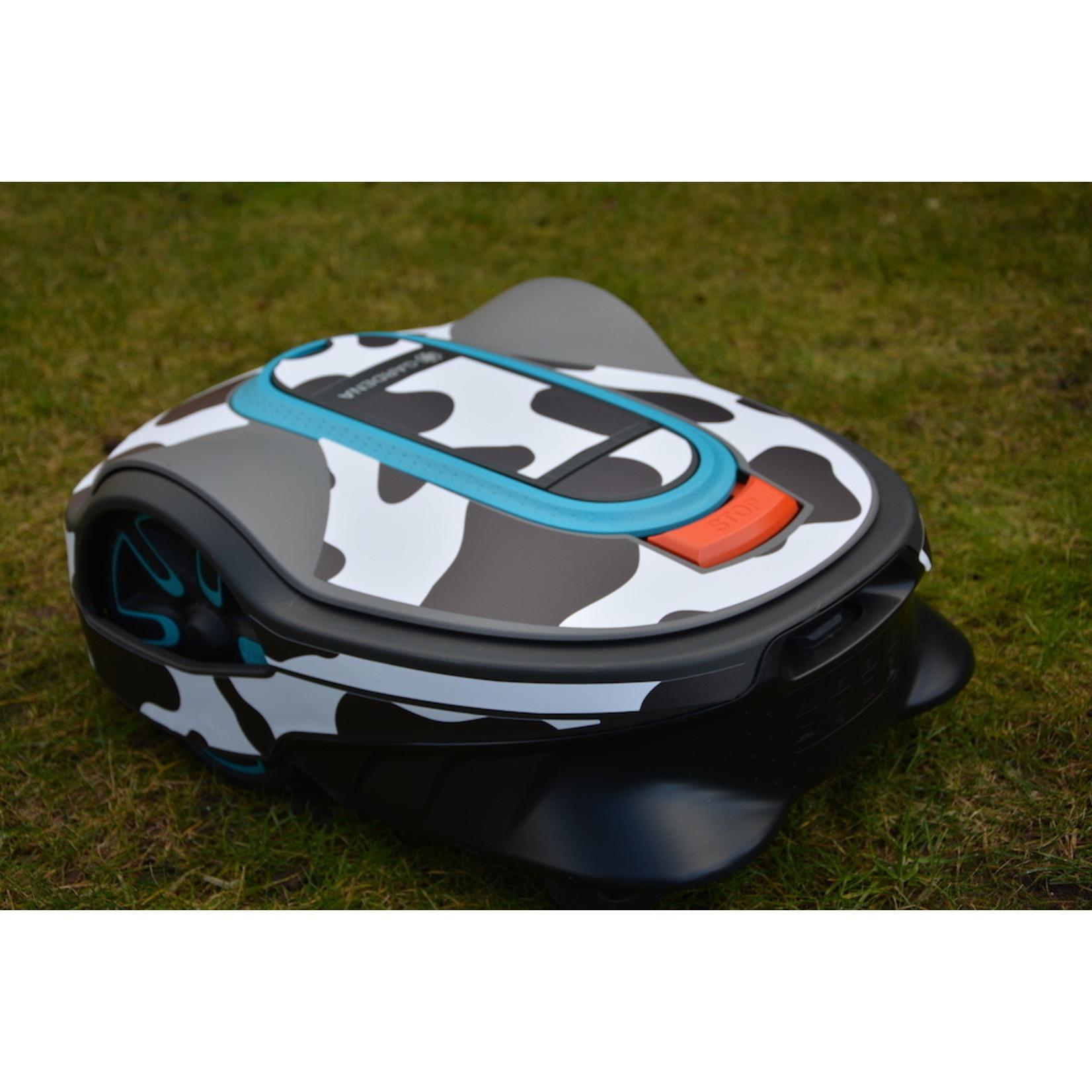 Twinckels Twinckels outfit voor Gardena Robotmaaier Sileno - Koe