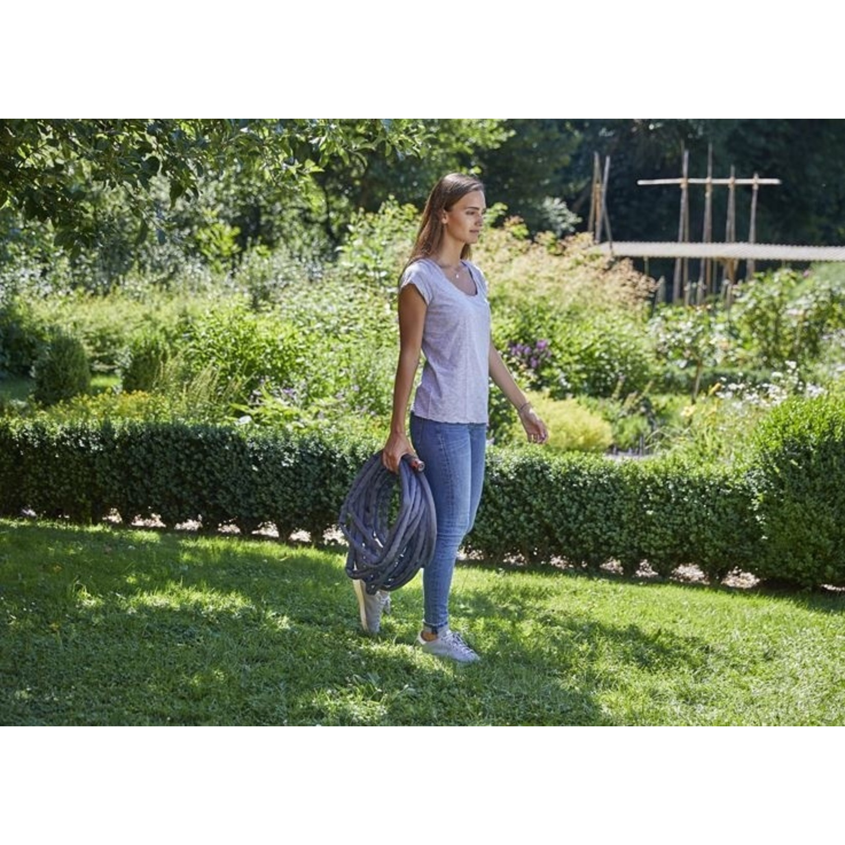 Gardena Gardena Textielslang Liano 10 m Set