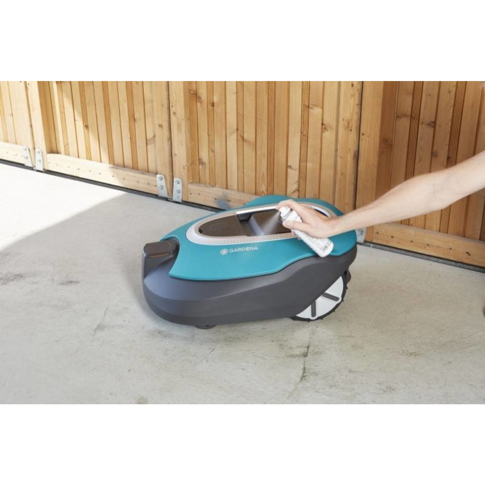 Gardena Gardena Onderhoud & reinigingsset robotmaaier