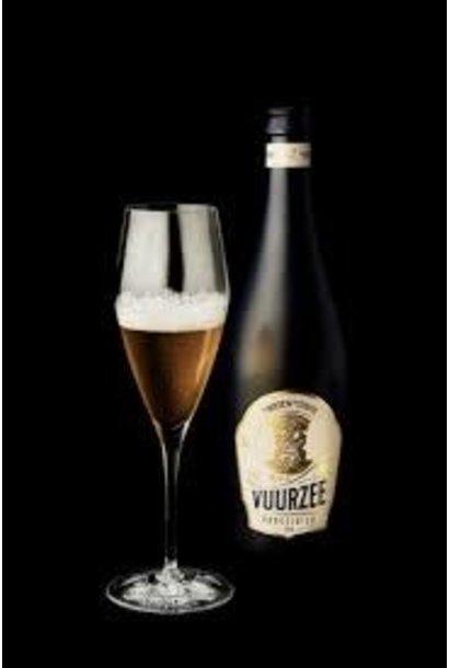 Vuurzee gastronomisch bier De Goede & De Stoute