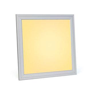 PURPL Panel LED 30x30cm 3000K Blanco Cálido 18W Regulable