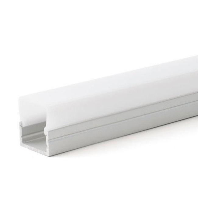 PURPL Perfil aluminio para tiras LED 2,5m 20x20mm