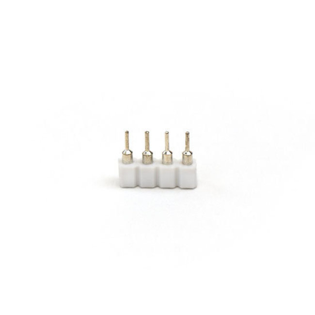 PURPL Conector Macho - Hembra para tiras LED RGB [5 uds]
