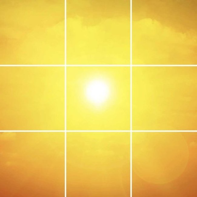 PURPL Techo de Nubes y Sol | Panel de techo fotográfico de acrílico | [IMG24]