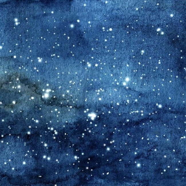 PURPL Panel Estrellas A Cielo   Imagen sobe lienzo en marco Led   [IMG29]