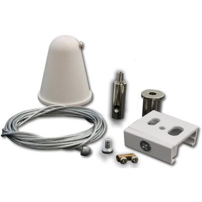 PURPL Kit de iluminación para rieles colgantes / 3m / Blanco