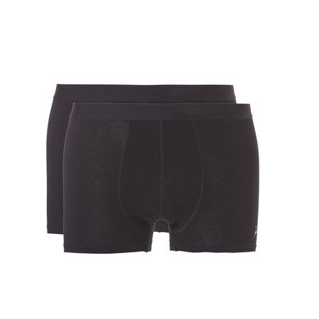 Ten Cate Basic Heren Bamboo Shorty - 2-pack - Zwart