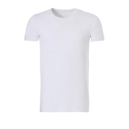 Ten Cate Heren Bamboe T-shirt - Wit