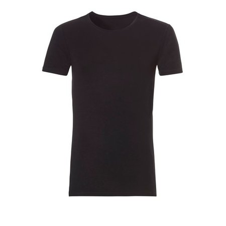 Ten Cate Heren bamboe T-shirt - Zwart
