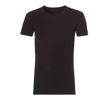 Ten Cate Heren Bamboo T-shirt - Zwart