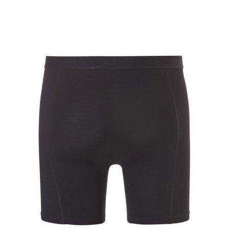 Ten Cate Heren Bamboe shorts long 2-Pack - Zwart