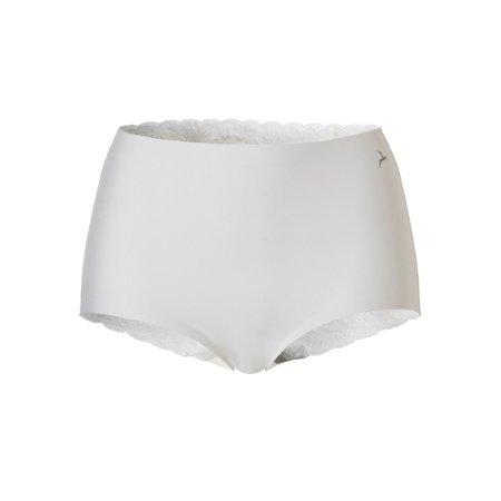 Ten Cate Secrets Lace Dames Maxi Slip Met Kant - Off-white
