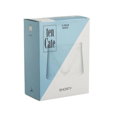 Ten Cate Heren Shorty - 3-pack - Wit
