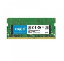 Crucial 4GB, DDR4, 2400 MHz, 1.2V geheugenmodule SODIMM