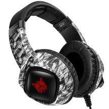 K19 Professionele Gaming Headset voor PC, Xbox, Playstation, Hoofdtelefoon met Microfoon.