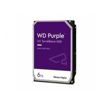 Western Digital WD62PURZ Purple HDD [6TB, SATA3, 5640 RPM, 128MB, 185 MB/s]