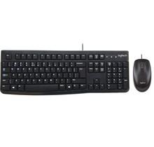 Logitech Ret. Wired Desktop MK120, NSEA & EER