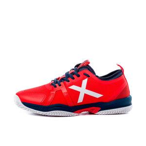 Munich Munich Oxygen Red Padel Shoes