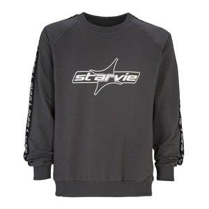 Starvie Starvie Sweatshirt Art Grijs