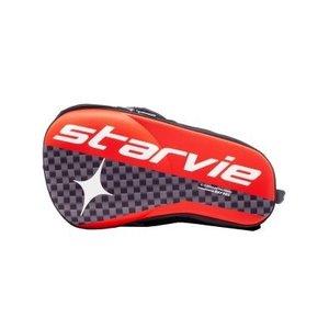 Starvie Starvie Champion Racket bag red/grey