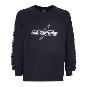 Starvie Starvie Sweatshirt Art Blauw