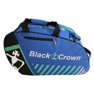 Black Crown Black Crown Padel Tas Blauw